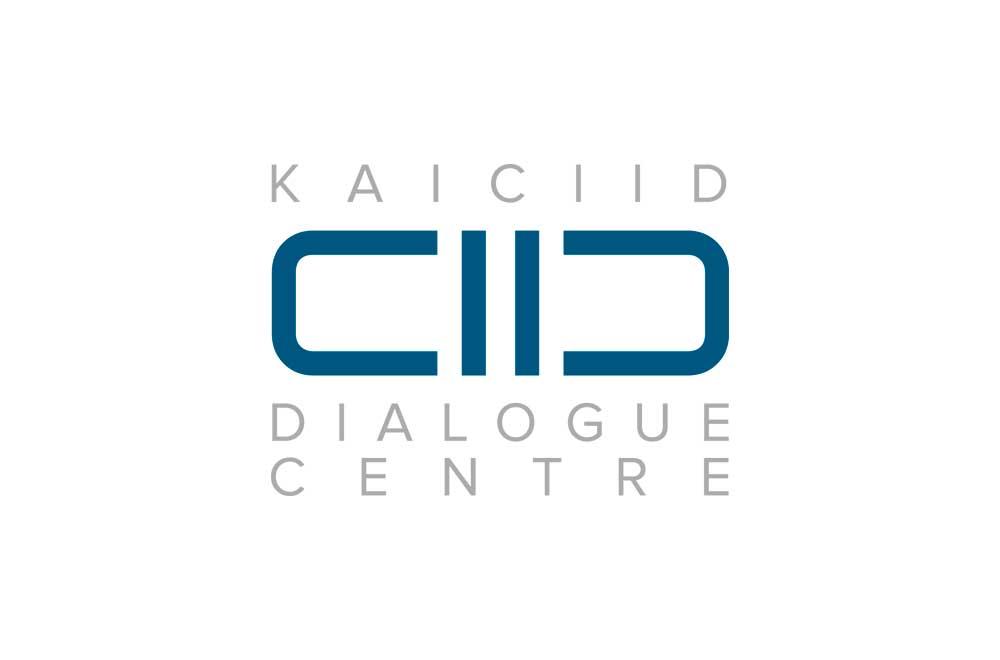 Logo für Dialog zwischen Kulturen und Religionen